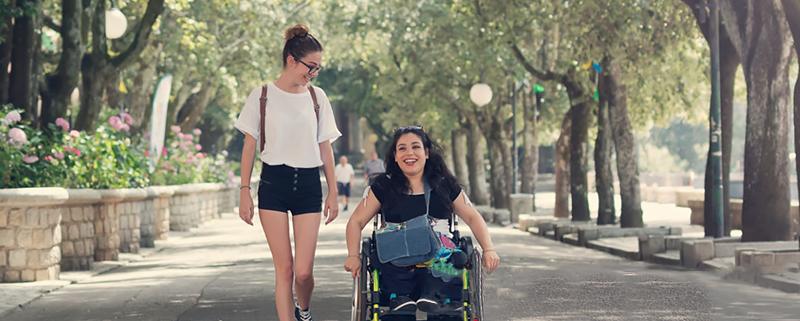 Sedia a rotelle: le sfide quotidiane da affrontare
