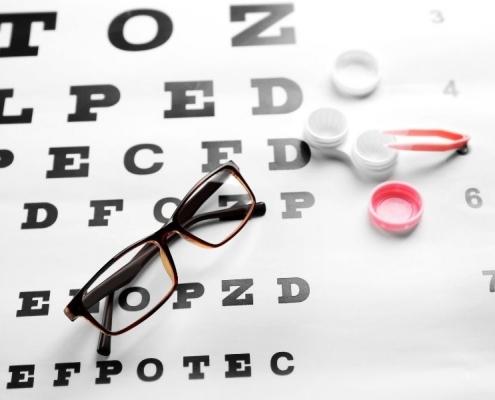 Tavola optometrica per uno Studio Oculistico: cos'è e quali sono i modelli da utilizzare