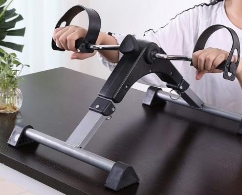 Esercitatori a pedali per fisioterapia: guida alla scelta.